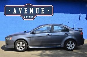 2009 MITSUBISHI LANCER - 4 Door Sedan SE