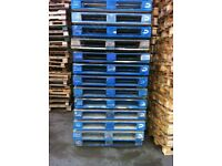 PB STANDARD WOOD PALLETS 20 for £75