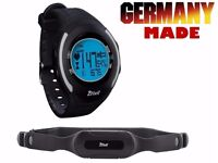 Heart Rate Monitor LCD Display Wireless