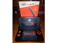 New 2nd Gen Nintendo 3DS XL Orange&Black with 119 Games worth £1,917!!! - Brand New Boxed - BARGAIN!