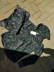 Mens and boys tracksuit