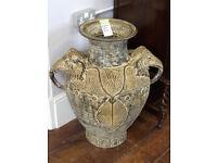 Elephant Vase ref 3/4