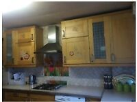 Used kitchen cabinet for free