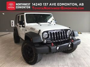 2015 Jeep WRANGLER UNLIMITED Sport | Willy Edition | 4X4 | Hard/