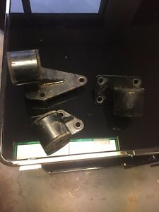 88-91 crx b series mounts