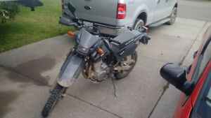 2013 DR650SE for sale or trade.