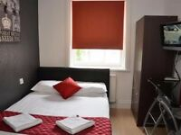 Double studio Paddington Short Lets £85 per night all bills and free WIFI
