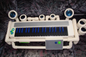 KIDS PIANO WITH RECORDER AND MP3 PLAYER 3 IN 1