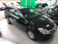 2008 Vauxhall/Opel Astra 1.6 16v ( 115ps ) ( a/c ) ,2 Key MOT 09/2018