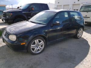 2003 Volkswagen GTI Hatchback