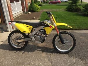 2016 Rmz 450 used twice trade for sport or cruiser