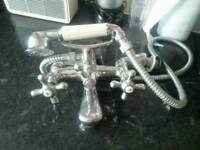 Tap and shower mixer