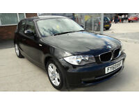 2010 BMW 116i Perfect runner, Fully Services History, Original Millage, Full Leather interior