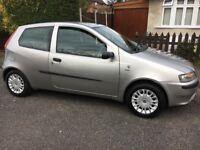 Fiat punto active sport 1.2 2003 spares or repairs