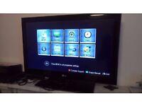 LG 32-inch Widescreen Full HD 1080p 100Hz LED TV