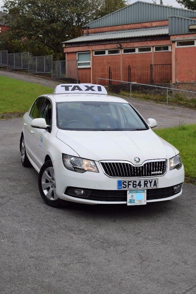 Skoda Superb Greenline White 1 6 Tdi Perfect Taxi Genuine Sale