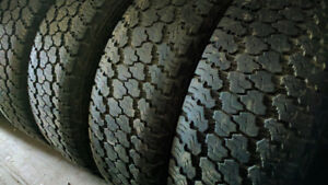 255/75R17 Goodyear All weather