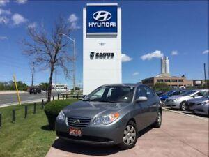 2010 Hyundai Elantra GLS - CRUISE CONTROL, CD PLAYER