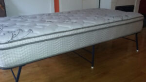Twin Bed & Fold-Away Bed Frame