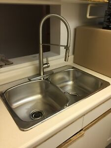 Like new kitchen faucet