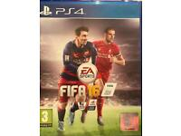 Fifa 16 for PS4