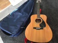 Yamaha fg400a acoustic guitar