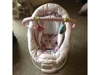 Mother care bouncer brilliant condition