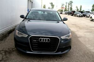 2013 Audi A6 CERTIFIED & E-TESTED!**SUMMER SPECIAL!**