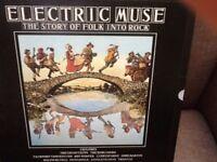 Electric muse vinyl album