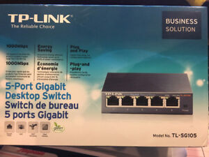 brand new TP-link