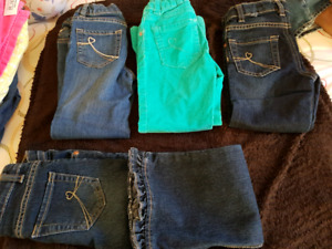 Jeans and cords size 5T brand new, perfect for back to school