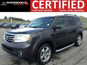 2012 Honda Pilot EX-L w/RES AWD | REMOTE START | FOG | BLUETOOTH