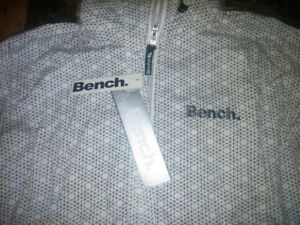 BENCH JACKETS  Womens/Youth  BRAND NEW with tags  $40