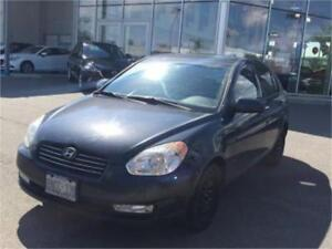 2009 HYUNDAI ACCENT GLS,GREAT CONDITION, SUNROOF, LOADED, LOW KM