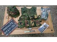 Army deluxe kit new