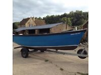 16ft Open Fishing Boat