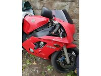 Yamaha FZR400 (good project for someone)