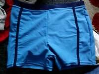 Swim shorts age 8