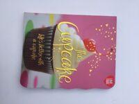 Various cupcake recipe books