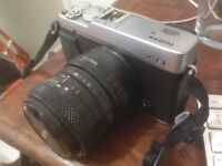 Fuji XE-1 Camera Body Only, with M42 Adapters