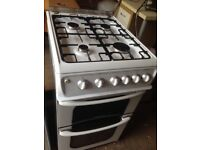 Hot point Gas cooker 50cm......Mint Free delivery