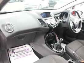 Ford Fiesta 1.5 TDCi Titanium Nav 5dr