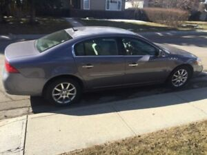 2008 Buick Lucerne CXL 69,500Km New Windshield