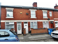 BRILLIANTLY WELL KEPT 2 BED TERRACE HOUSE, VIOLET STREET, DERBY
