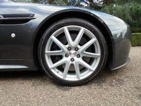 2014 Aston Martin V8 Vantage Roadster 2dr Sportshift (420) Automatic Petrol Road
