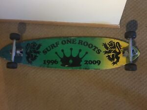Longboard Surf One Roots