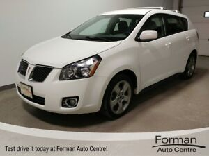 2009 Pontiac Vibe - All Wheel Drive | LOW KMs | Alloy Wheels...