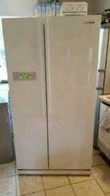Samsung American fridge freezer/free delivery