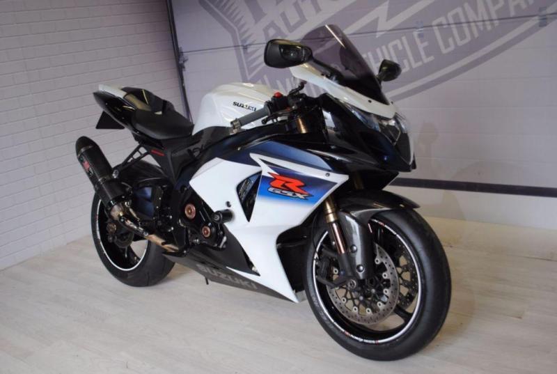 2010 - SUZUKI GSXR1000, IMMACULATE CONDITION, £7,250, OR FLEXIBLE FINANCE