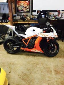 2013 KTM RC8 1190R Sportbike $122 Bi-Weekly OAC!